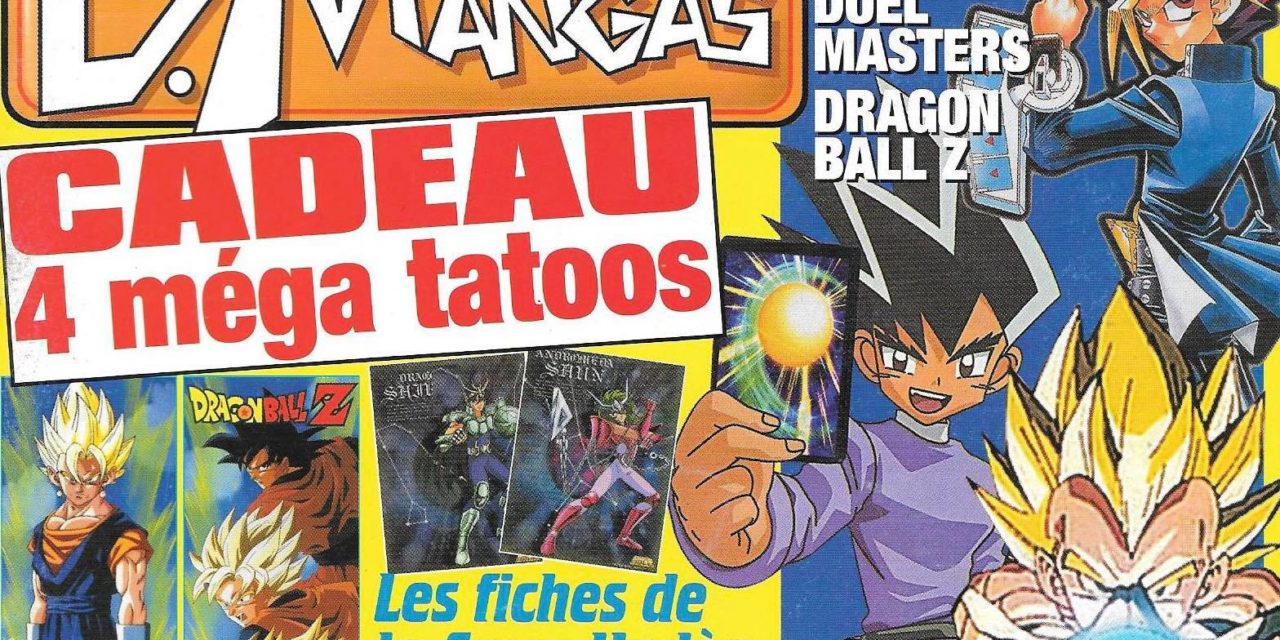 D Mangas – Hors Série Numéro 58