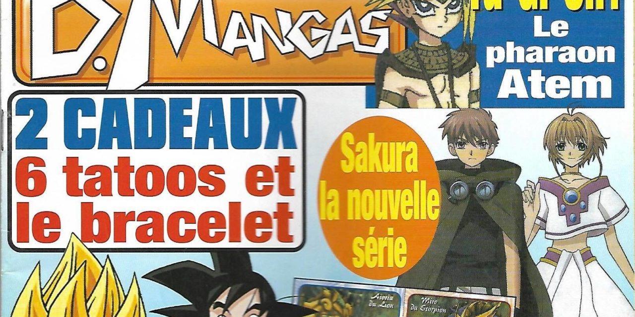 D Mangas – Hors Série Numéro 60