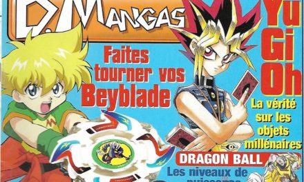 D Mangas – Numéro 502
