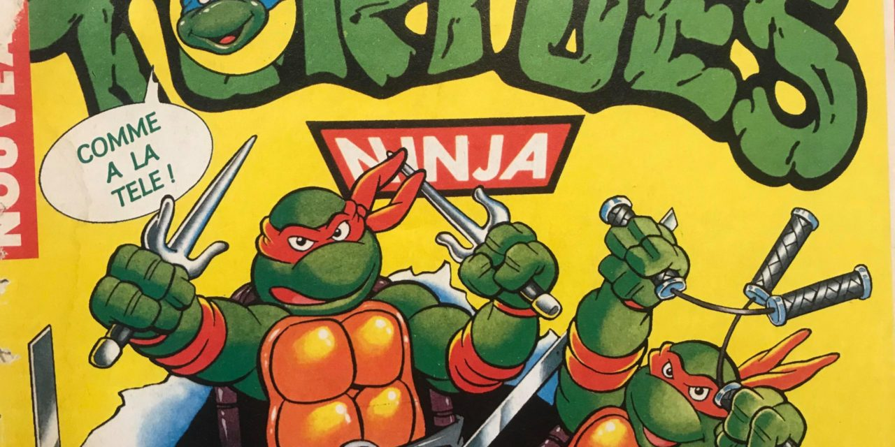 Les Tortues Ninja – Numéro 01