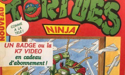Les Tortues Ninja – Numéro 02