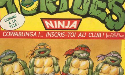 Les Tortues Ninja – Numéro 03