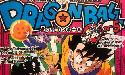 DRAGON BALL – LE MANGA DE LÉGENDE – NUMÉRO 05