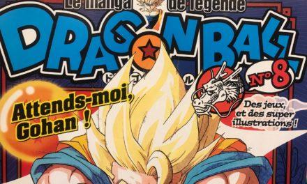 DRAGON BALL – LE MANGA DE LÉGENDE – NUMÉRO 08