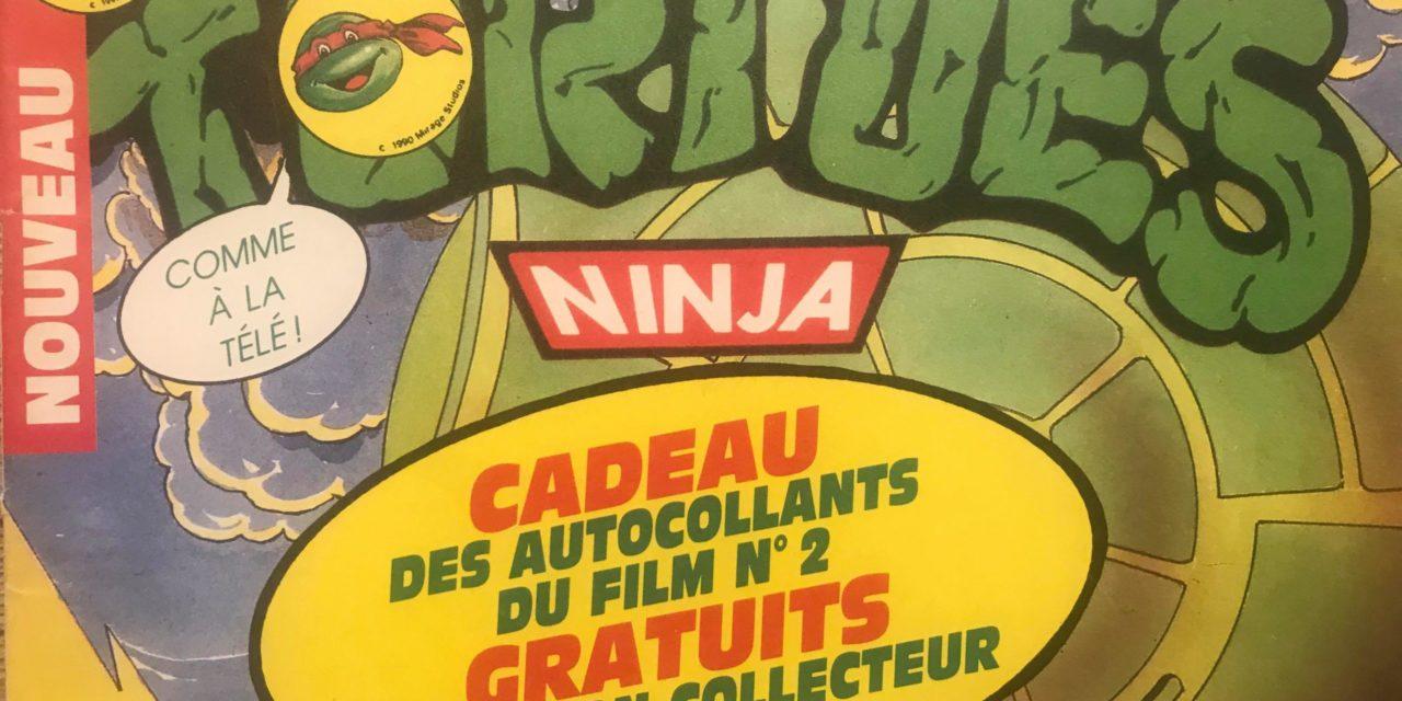Les Tortues Ninja – Numéro 11