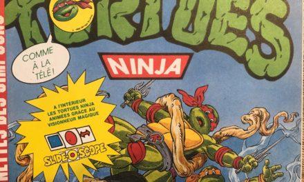 Les Tortues Ninja – Numéro 17