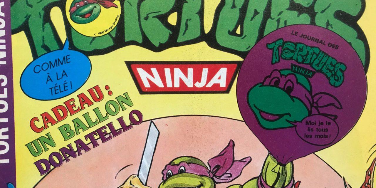 Les Tortues Ninja – Numéro 18
