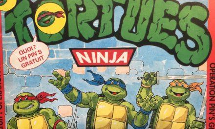 Les Tortues Ninja – Numéro 20