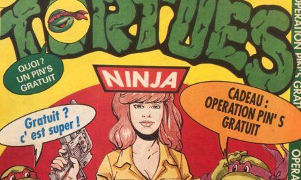 Les Tortues Ninja – Numéro 21