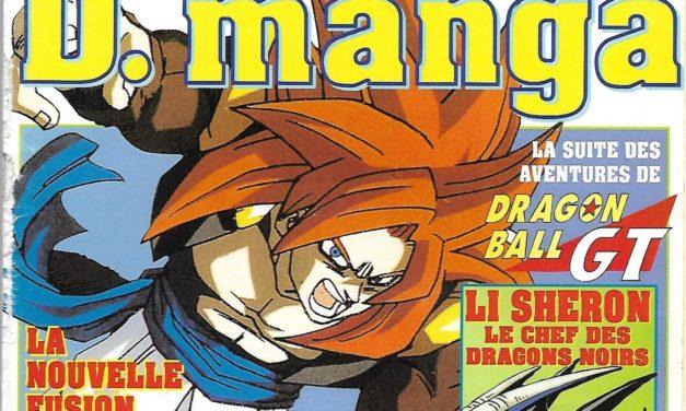 D Mangas – Numéro 437