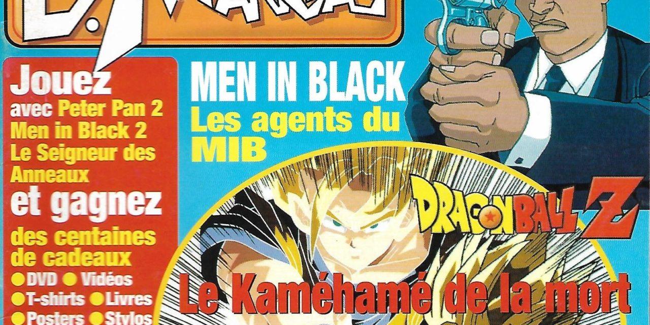 D Mangas – Numéro 491