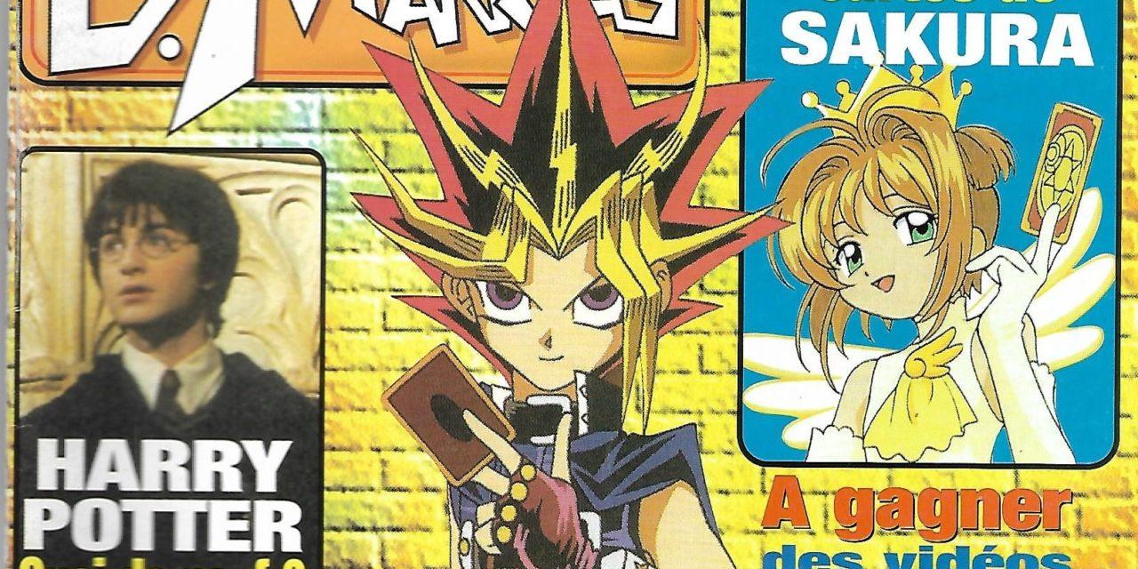 D Mangas – Numéro 492