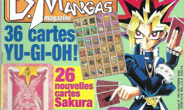 D Mangas – Numéro 493