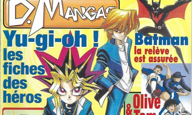 D Mangas – Numéro 498