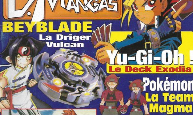 D Mangas – Numéro 506