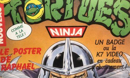 Les Tortues Ninja – Numéro 04