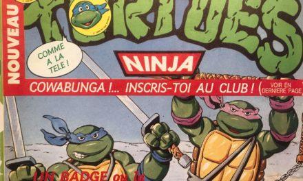 Les Tortues Ninja – Numéro 05