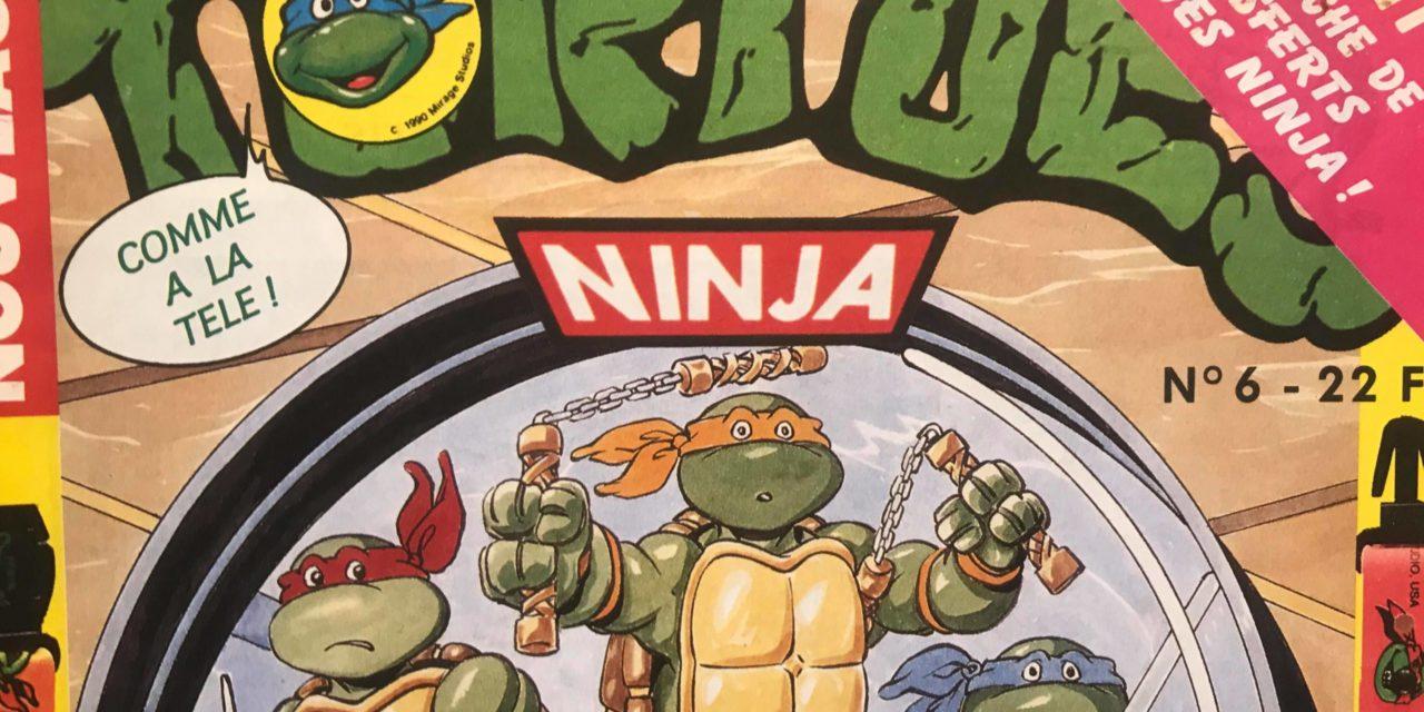 Les Tortues Ninja – Numéro 06