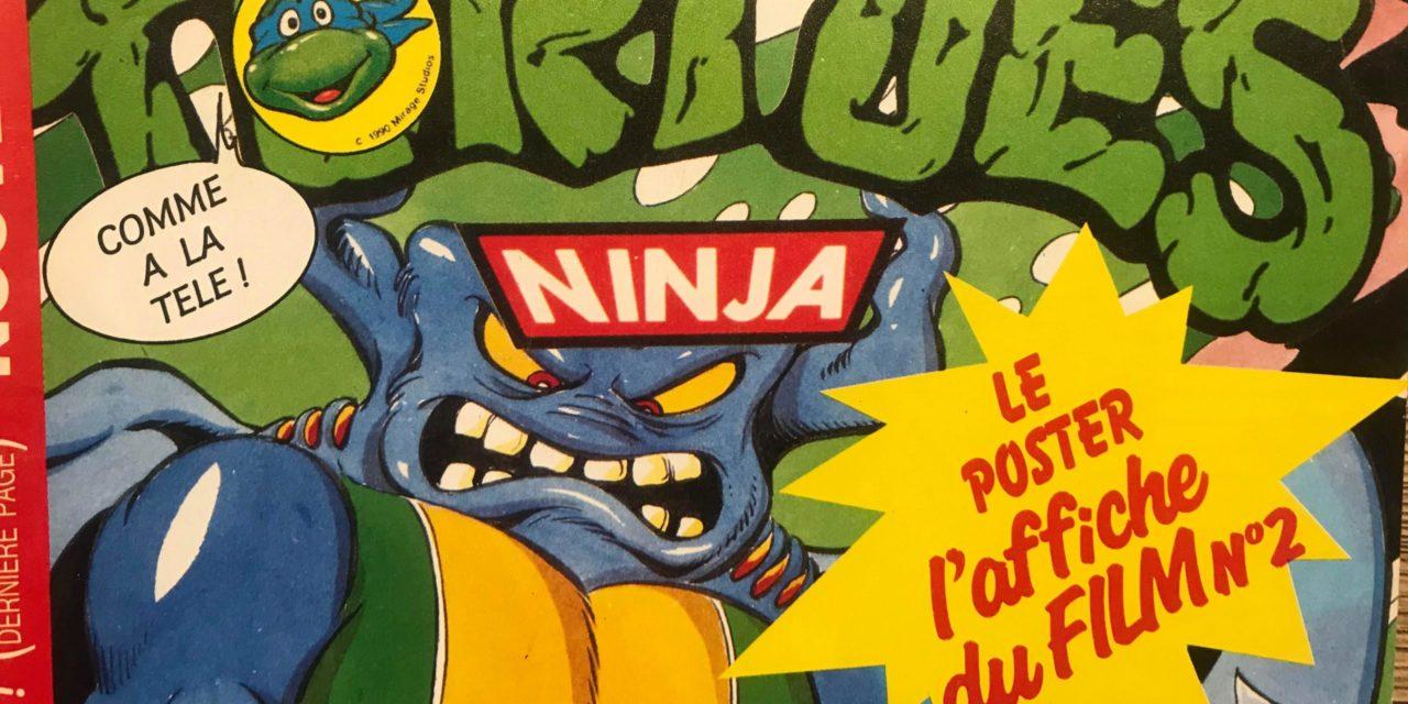 Les Tortues Ninja – Numéro 08