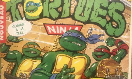 Les Tortues Ninja – Numéro 09