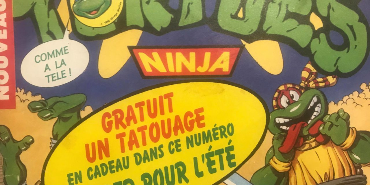 Les Tortues Ninja – Numéro 10