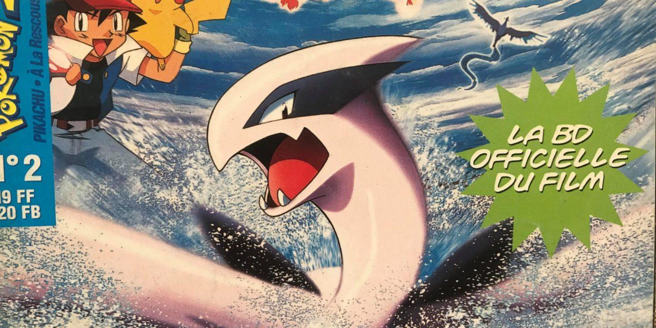 Pokemon 2 – Le Pouvoir est en toi – Numéro 02