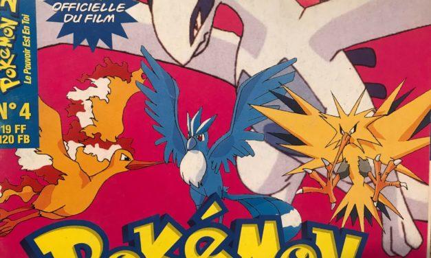 Pokemon 2 – Le pouvoir est en toi – Numéro 04