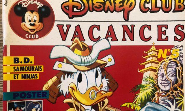Disney Club Vacances – Numéro 05
