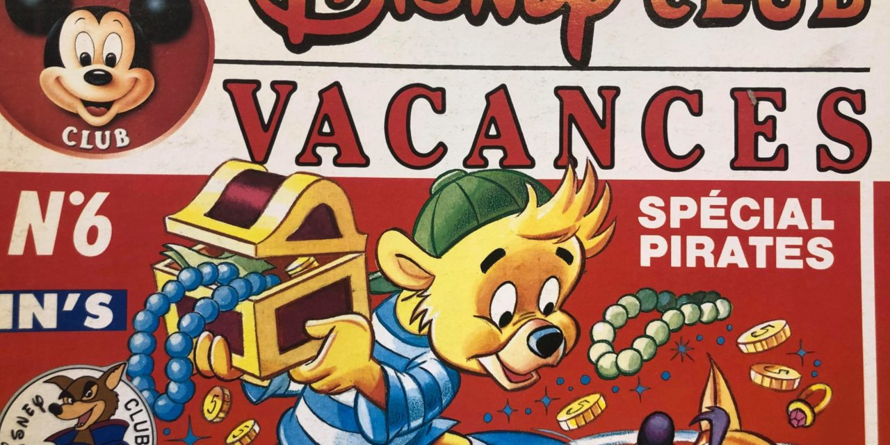 Disney Club Vacances – Numéro 06