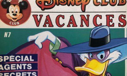 Disney Club Vacances – Numéro 07