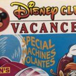 Disney Club Vacances – Numéro 08