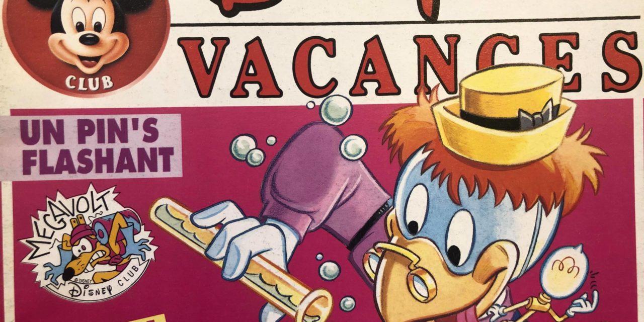 Disney Club Vacances – Numéro 09
