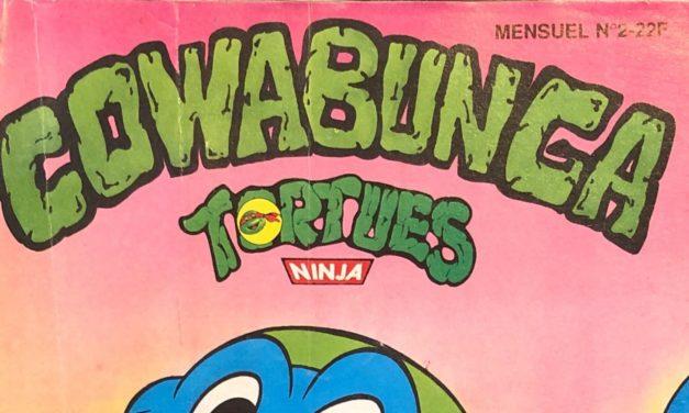 Cowabunga – Les Tortues Ninja – Numéro 02