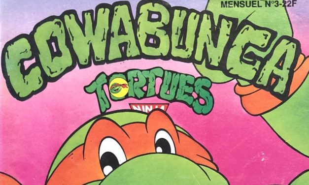 Cowabunga – Les Tortues Ninja – Numéro 03