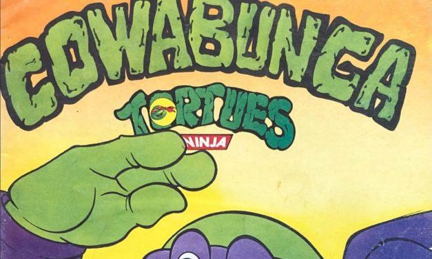 Cowabunga – Les Tortues Ninja – Numéro 04