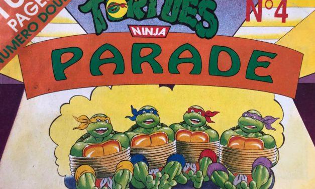 Tortues Parade – Numéro 04