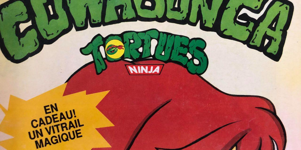 Cowabunga – Les Tortues Ninja – Numéro 06