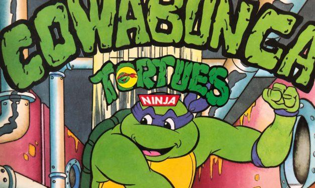 Cowabunga – Les Tortues Ninja – Numéro 16