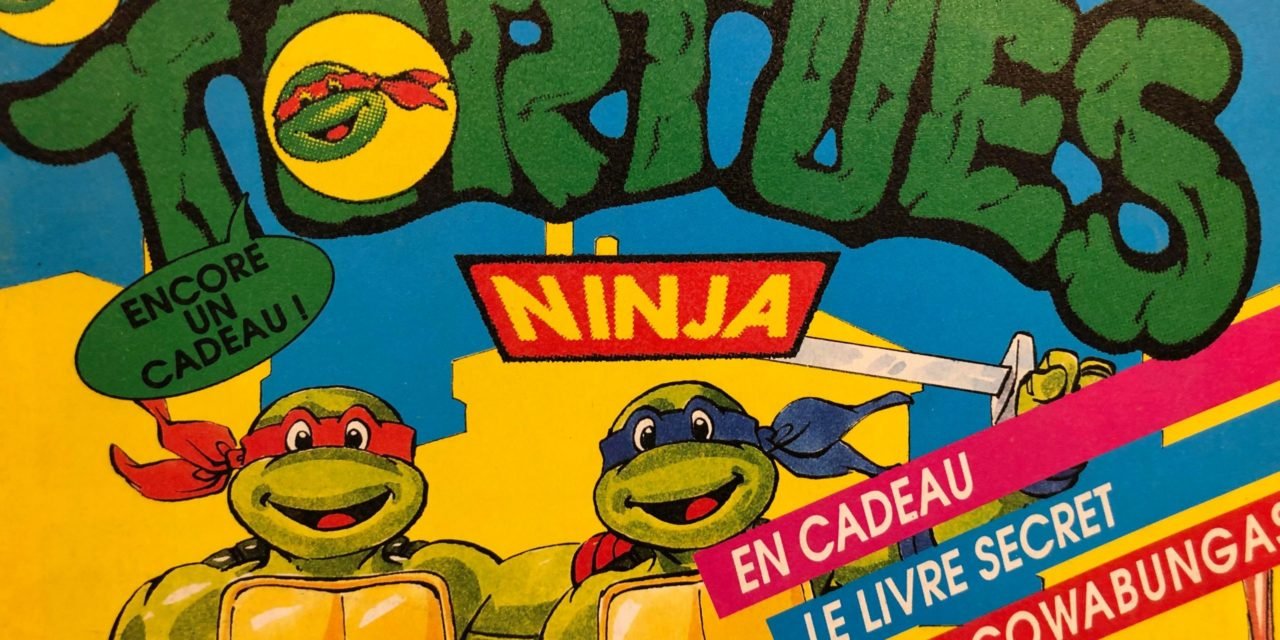 Les Tortues Ninja – Numéro 23