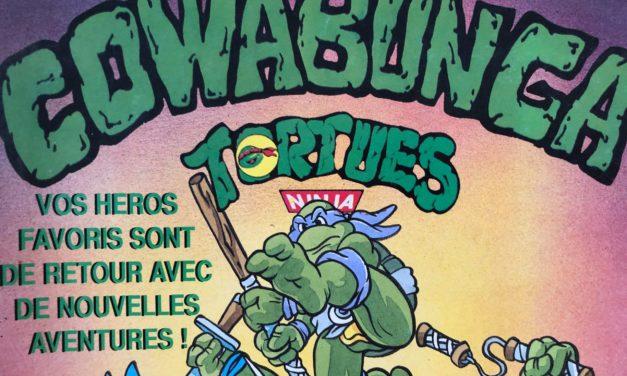 Cowabunga – Les Tortues Ninja – Numéro 25