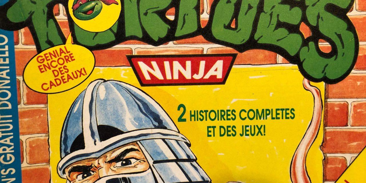 Les Tortues Ninja – Numéro 25
