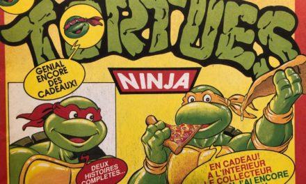Les Tortues Ninja – Numéro 27