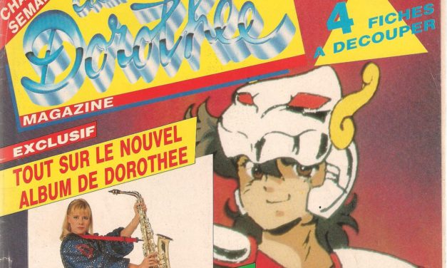 Dorothée Magazine – Numéro 04