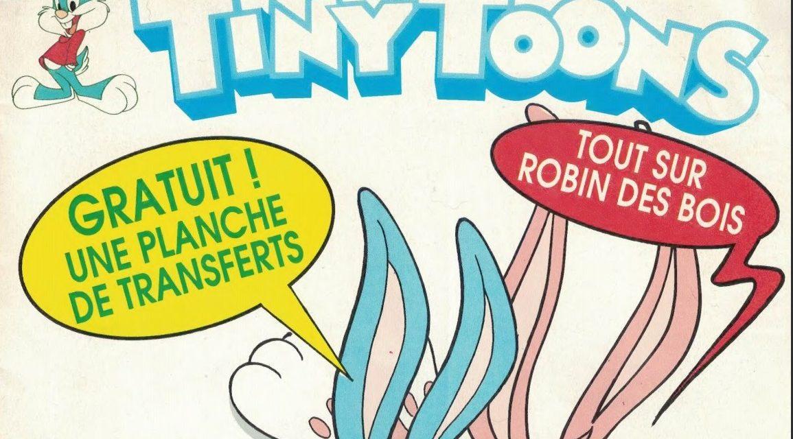 Le Journal des Tiny Toons – Numéro 02