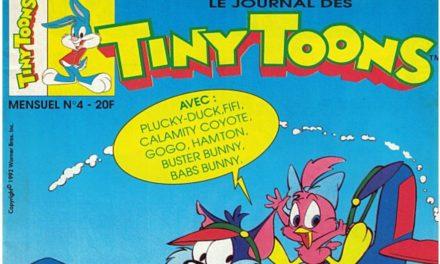 Le Journal des Tiny Toons – Numéro 04