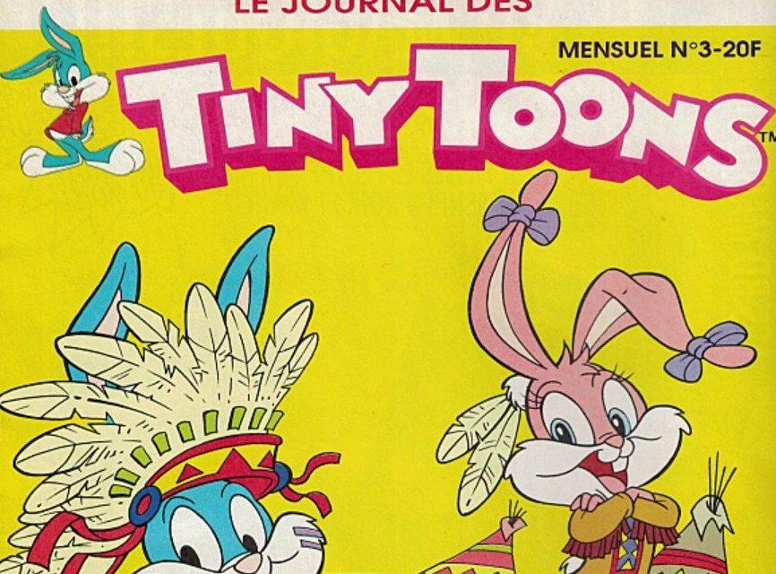 Le Journal des Tiny Toons – Numéro 03